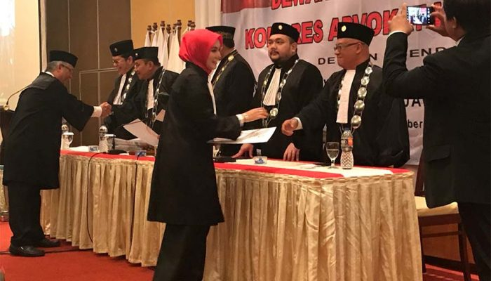 Sidang Terbuka DPP KAI di Jawa Barat